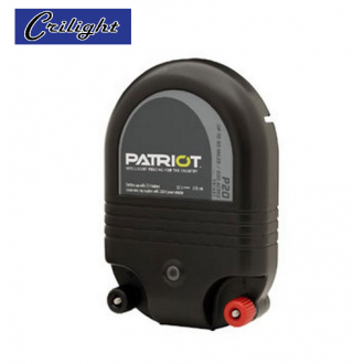 #P20 PATRIOT ENERGIZER (2.0 Joule Power Output)